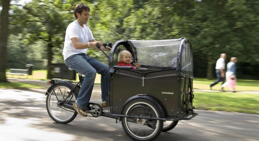 Oslo dofinansuje mieszkańcom zakup rowerów cargo, żeby rezygnowali z samochodów