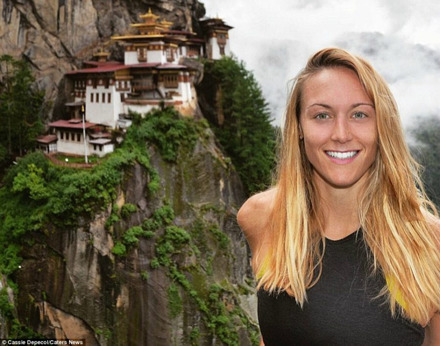 Cassie De Pecol w rekordowym czasie odwiedziła wszystkie państwa świata