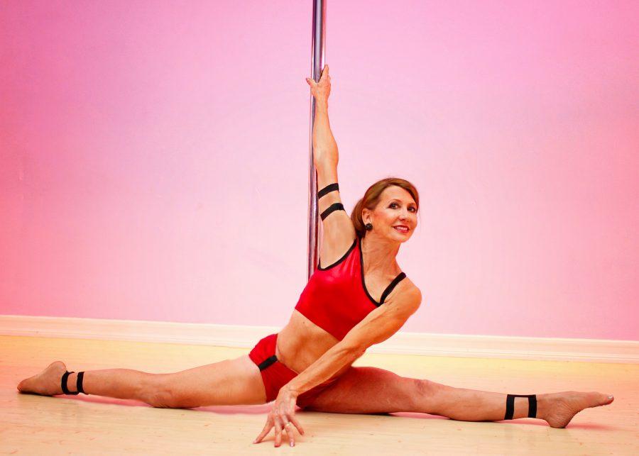 Greta Pontarelli – 61 latka, która tańczy na rurze