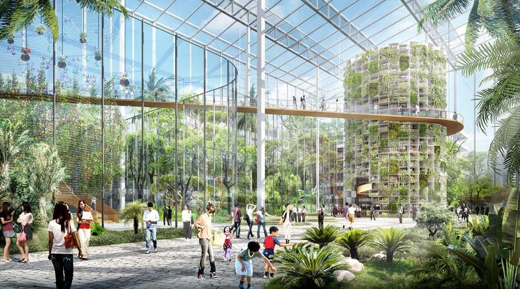 Miejska farma w Szanghaju wyżywi 24 miliony ludzi