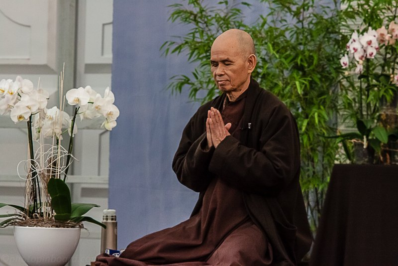 "Thich Nhat Hanh – ""Dobre Wiadomości"""