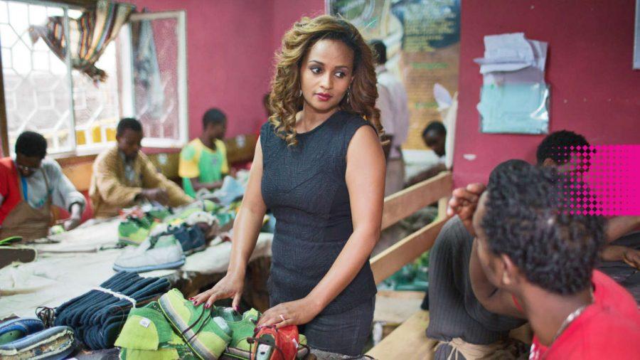 W małej wiosce w Etiopii stworzyła buty, które pokochał świat