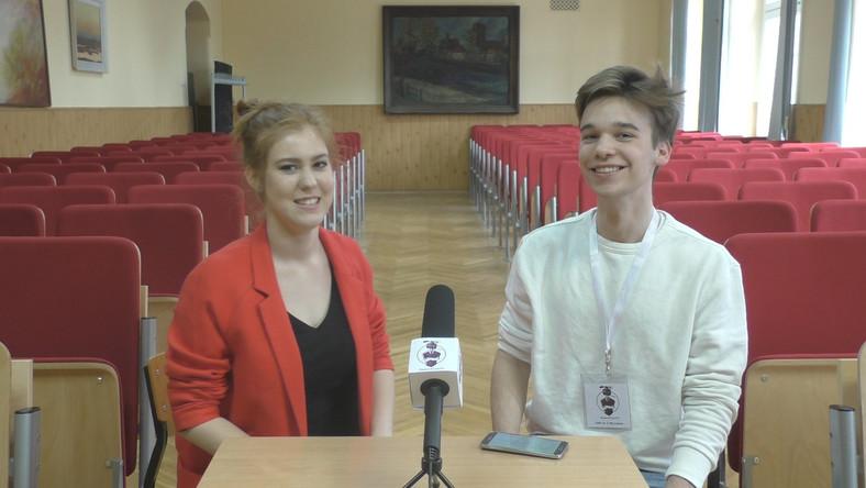 Nastolatek z Wrocławia zdobył tytuł najlepszego mówcy na świecie