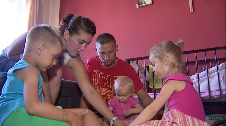 Mały bohater uratował swoją mamę, uruchomił syrenę strażacką i wezwał pomoc