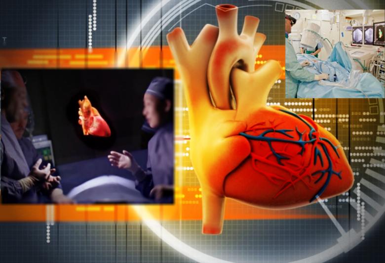 Hologramy wkraczają na sale operacyjne. Niezwykły zabieg serca, który przeprowadzili lekarze z Warszawskiego Uniwersytetu Medycznego