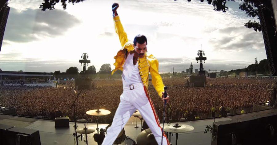 Kilkadziesiąt tysięcy ludzi zaśpiewało wspólnie niezapomniany utwór Freddiego Mercury – Bohemian Rapsody