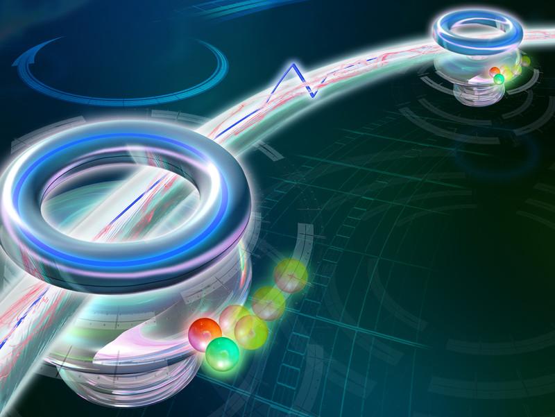 Chińscy naukowcy przeprowadzili teleportację kwantową na dużą odległość