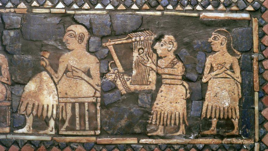 Oto melodia sprzed ponad 3 tysięcy lat! Posłuchaj muzyki starożytnych Sumerów