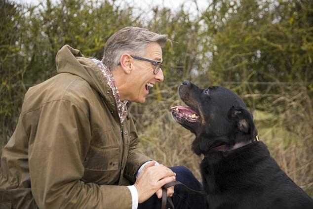 Ludzie, którzy rozmawiają ze swoimi zwierzętami odznaczają się swoistą inteligencją