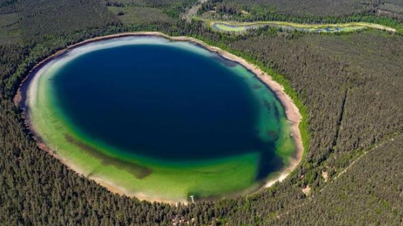 Polska egzotyka: Jezioro Płaskie i Jezioro Krejwelanek