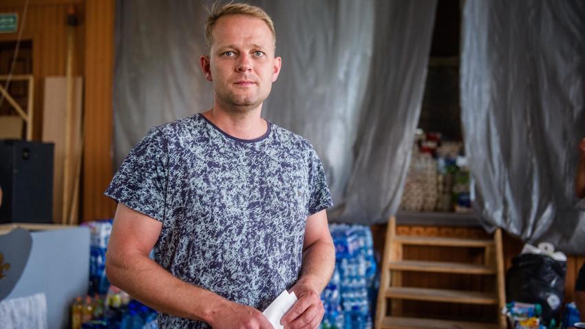 Łukasz Ossowski – sołtys Rytla, godny naśladowania przykład dla innych polityków