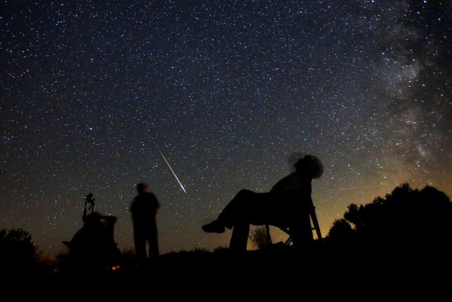 Zbliża się deszcz meteorytów. Gdzie i kiedy oglądać spadające gwiazdy?
