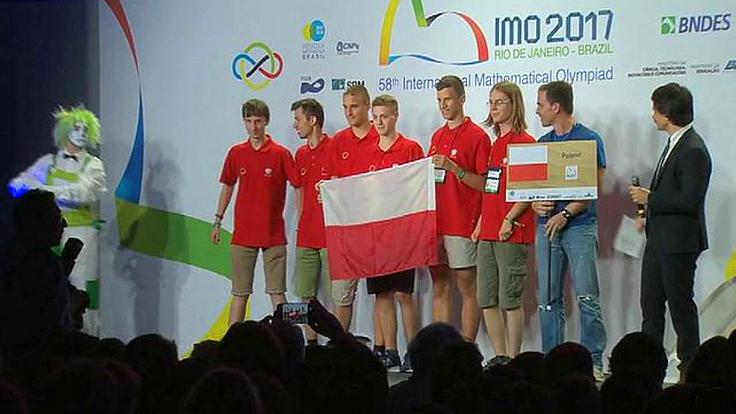 Złoto i pięć brązowych medali. Sukces młodych matematyków