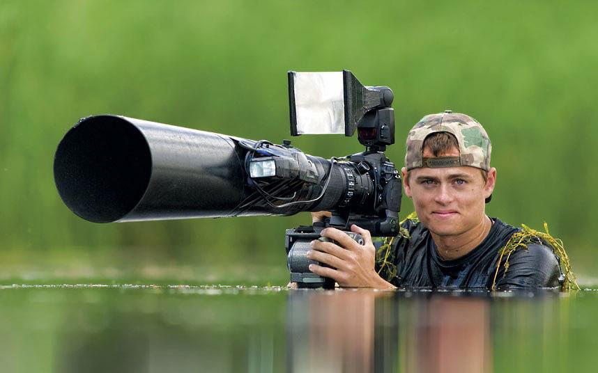 Alan McFayden poświęcił 6 lat i wykonał ponad 720 000 zdjęć, żeby zrobić to jedno!