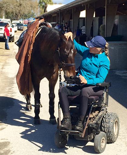 Pasja mimo niepełnosprawności
