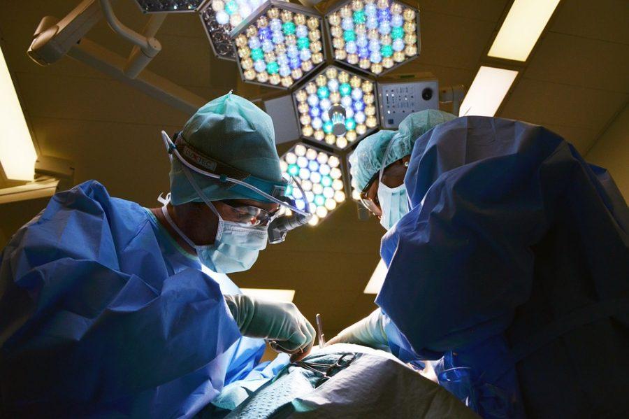 Pionierska operacja rozszczepu kręgosłupa u płodu