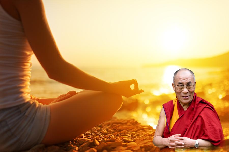 Dziesięciu złodziei Twojej energii według Dalajlamy