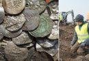 13-letni archeolog amator znalazł srebrny skarb Wikingów króla Haralda Bluetooth