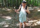 Niewidomy staruszek zdobywa szczyt, robi to regularnie od ponad 60 lat