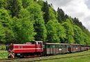 Już w kwietniu rusza sezon letni z Bieszczadzką Kolejką Leśną