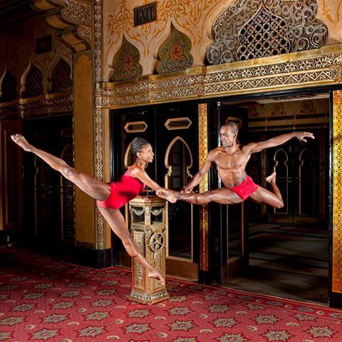 Niezwykły teatr – Alvin Ailey American Dance Theatre
