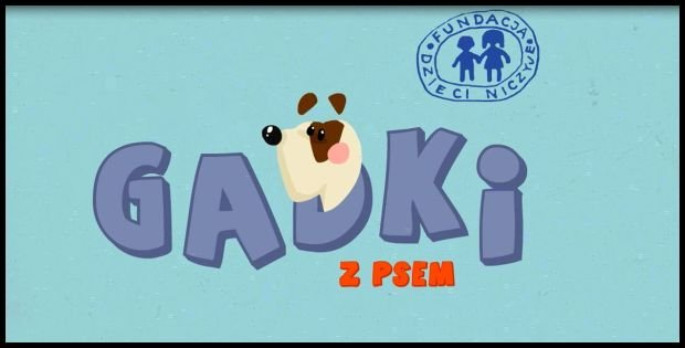 GADKI z psem – poradnik dla wszystkich dzieci i rodziców