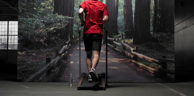 Bieżnia, która daje naturalne odczucia biegania
