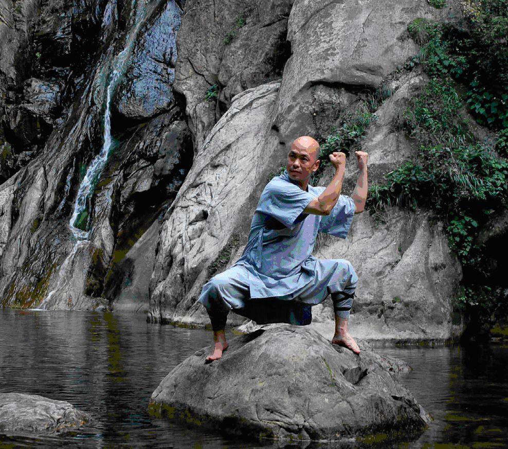 Zdrowotny qigong z chińskiego klasztoru Shaolin w Polsce!
