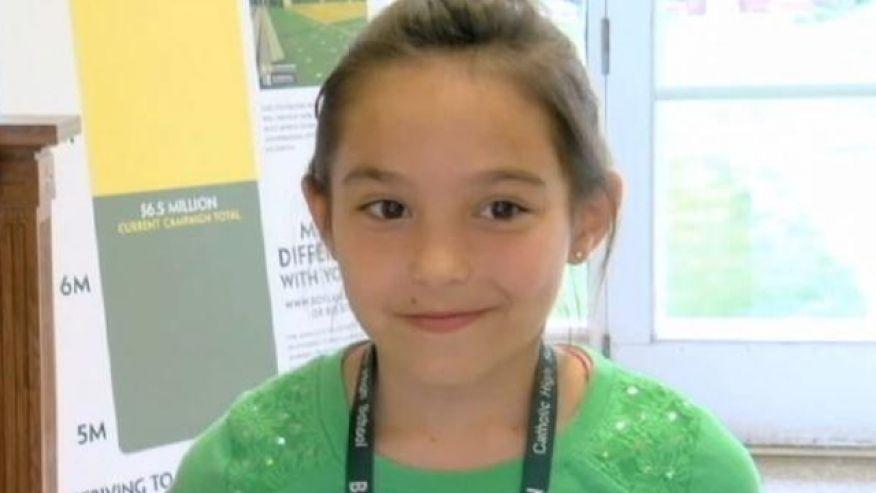 Proteza za 20 dolarów zmieni życie 9-letniej dziewczynki
