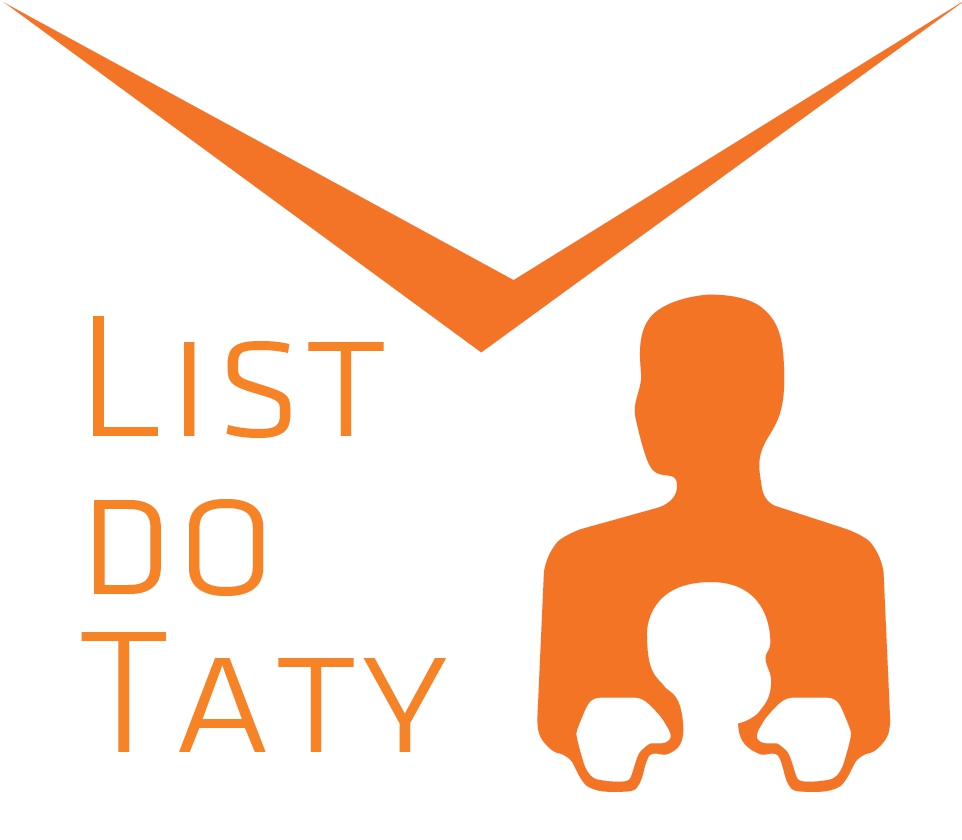 List do taty