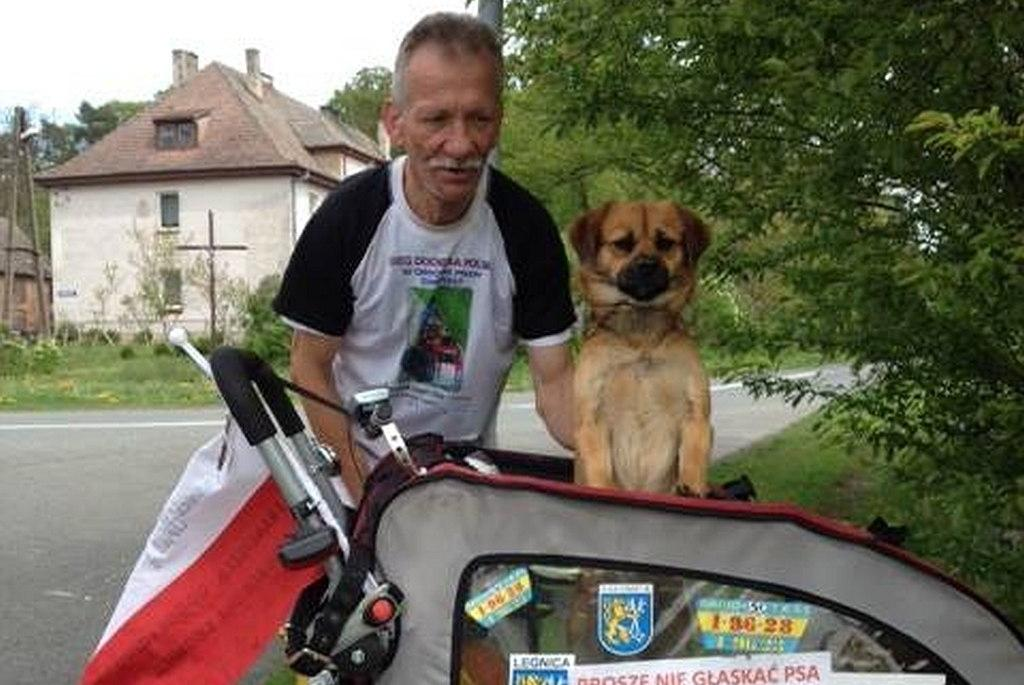 Z psem dookoła Polski – niezwykły bieg w obronie praw zwierząt