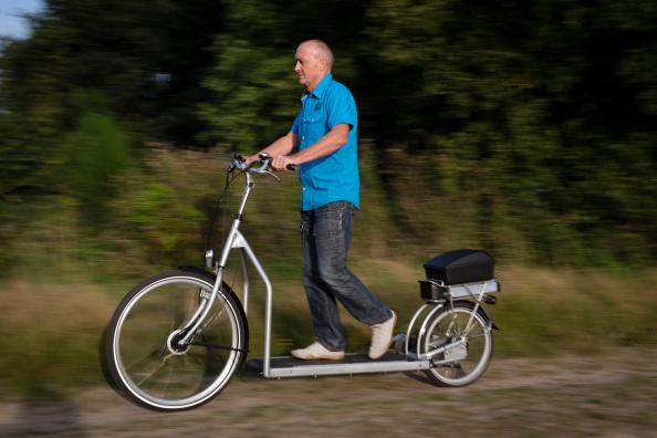 Treadmill Bicycle – rower i bieżnia w jednym