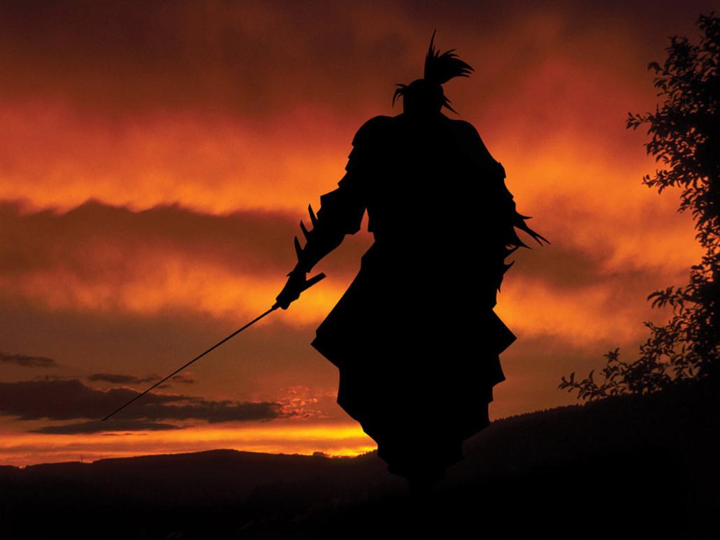 Przypowieść o mnichu i samuraju