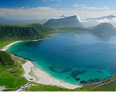 Norwegia chroni dorsze, koralowce i morskie ptactwo przed wyciekiem ropy naftowej