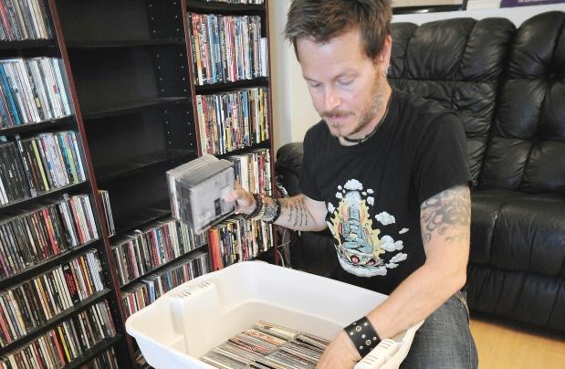 4000 płyt CD do muzykoterapii trafiło do Szpitala w Vancouver na oddział oparzeń