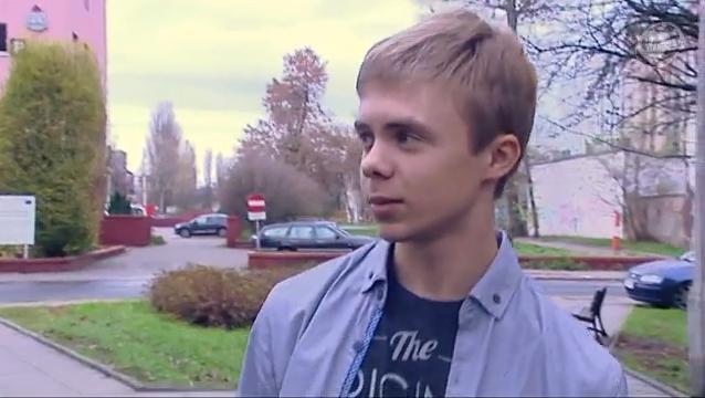 Nastolatek ratował ofiary wypadku