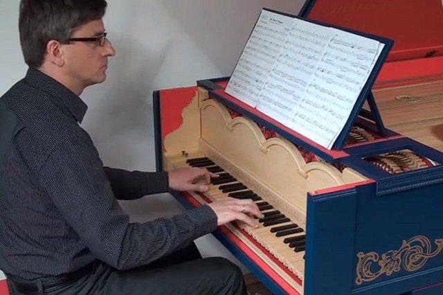 Polak zbudował instrument Leonarda da Vinci