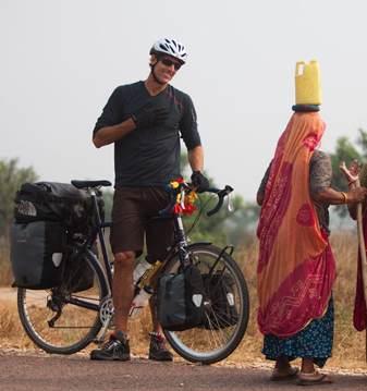 Mężczyzna z Nevady planuje pokojowy przejazd rowerem przez Iran