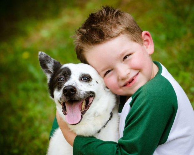 Zamieszkaj z psem – ochroni twoje dziecko przed alergią i astmą