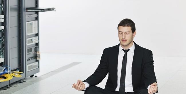 Lepsze decyzje dzięki medytacji