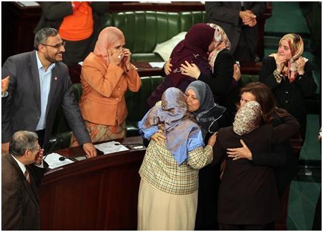 Gratulacje dla Tunezji za nową rewolucyjną konstytucję!