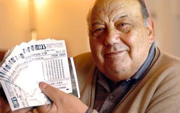 Siedem razy oszukał śmierć… a potem wygrał milion na loterii.