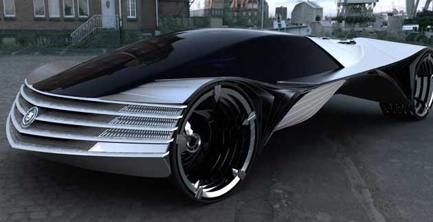 Ten samochód jeździ 100 lat na jednym tankowaniu