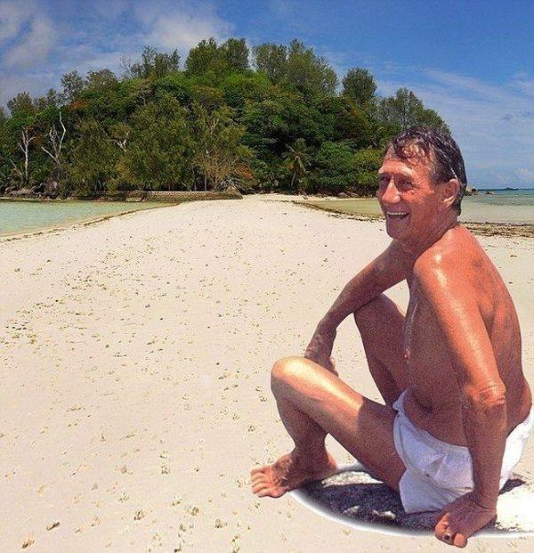 Rzucił wszystko i kupił sobie za 13 tysięcy dolarów wyspę na Seszelach