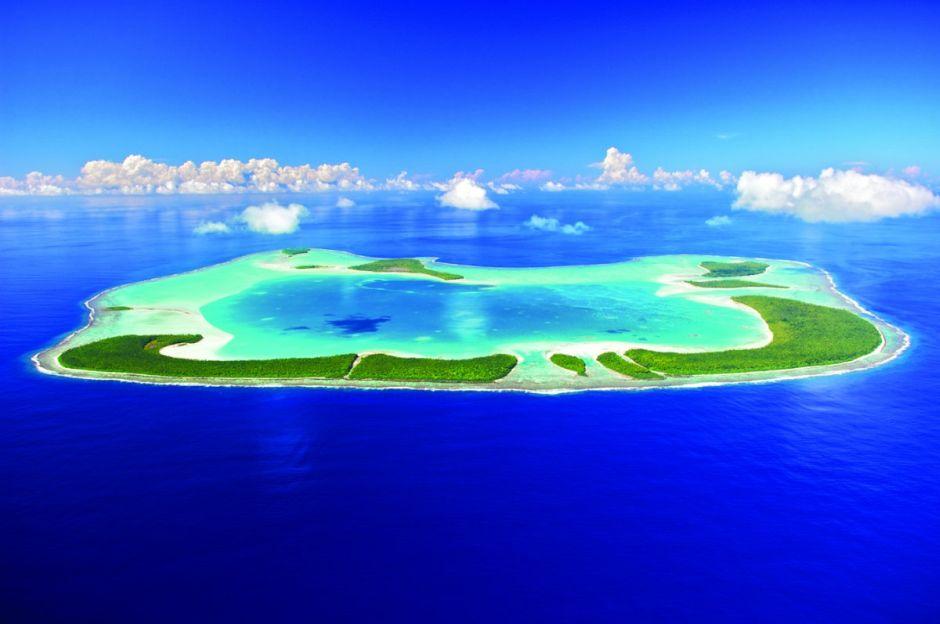 Pacyficzny raj – wyspa Marlona Brando