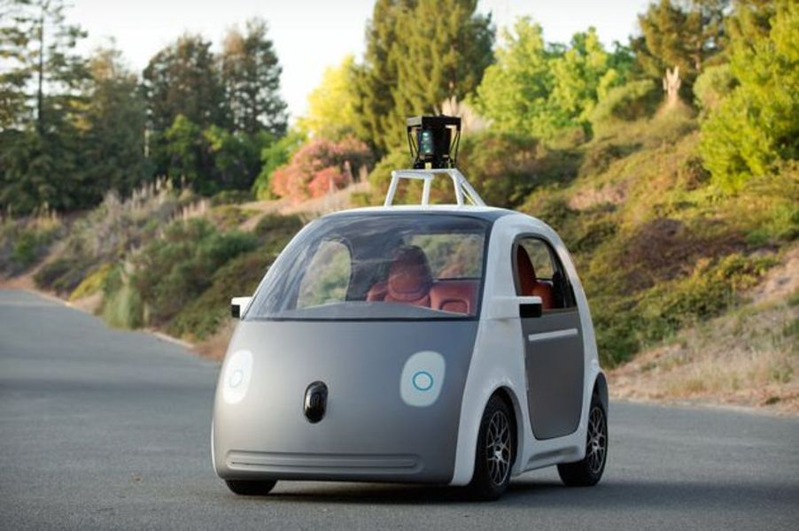 Google buduje samosterujące się samochody
