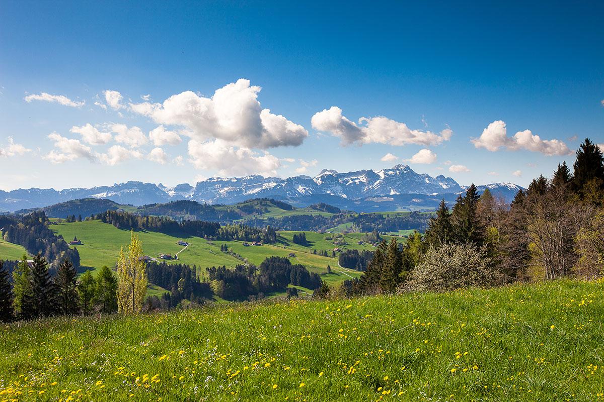 Szwajcaria – europejski kraj prosto z bajki