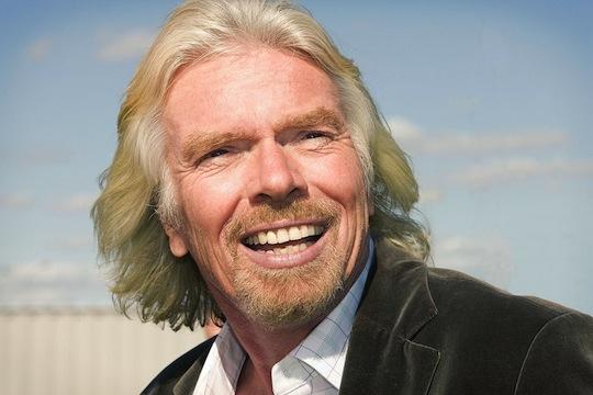 10 Lekcji od Richarda Bransona