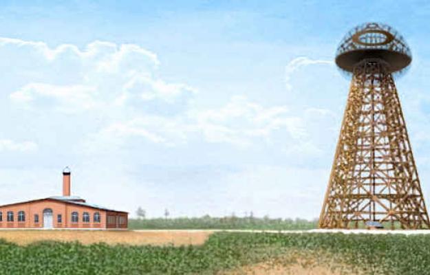Fizycy zamierzają stworzyć sieć z Wieżami Tesli aby dać światu źródło czystej energii