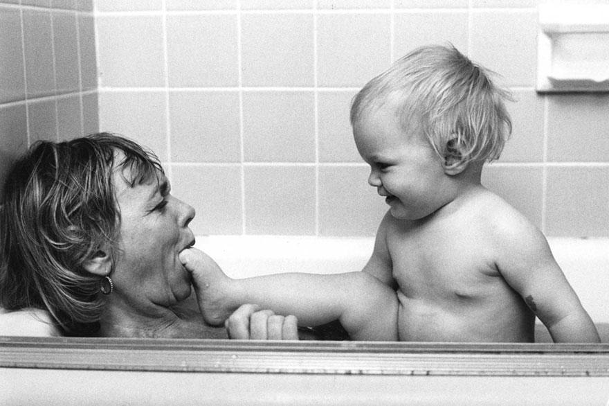 Poruszające fotografie matek, odkryte na nowo po 50 latach